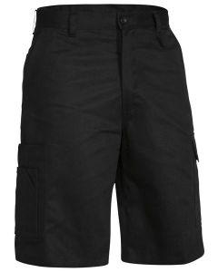 Drill Shorts - BLACK