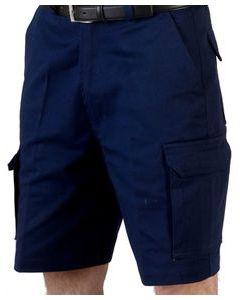 Drill Shorts - NAVY