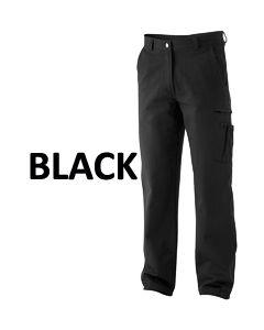 Drill Pants - BLACK