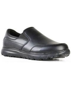 Unisex Hospitality/Nursing Shoes - BLACK
