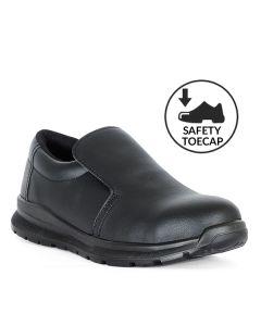 JB's Unisex Hosp/Nursing Shoes - BLACK