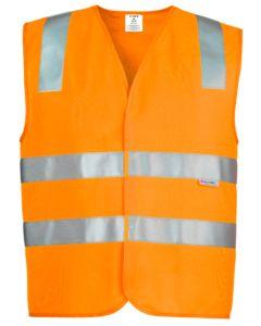 Safety Vest D/N - ORANGE