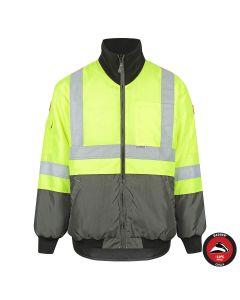 Badger X150 Chilla Jacket - Y/GREY
