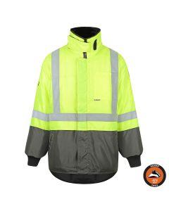 Badger X250 Freeza Jacket - Y/GREY