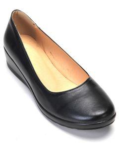 Ladies Business Shoes - BLACK